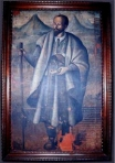 Santo Hermano Pedro Óleo del s. XVII
